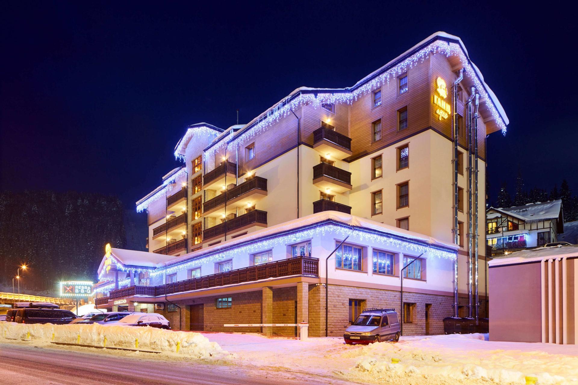 отель Ganz&SPA